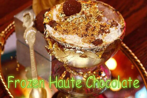 Frozen Haute Chocolate
