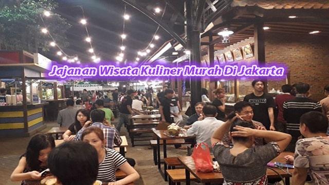 Jajanan Wisata Kuliner Murah Di Jakarta