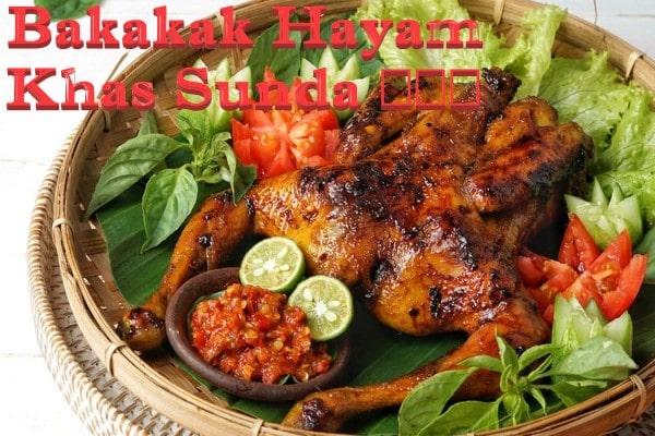 4 Keunikan Makanan Tradisional Sunda dan Nama Makanannya yang Mudah Dibuat di Rumah
