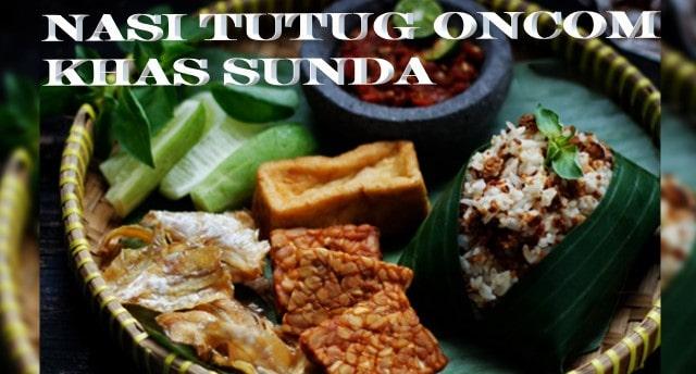 Makanan Tradisional Sunda Yang Terkenal